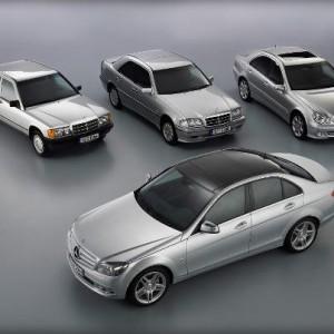C-Class Sedans